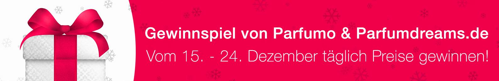 Weihnachtsgewinnspiel 2017 von Parfumdreams & Parfumo