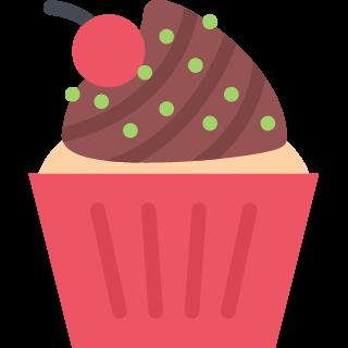 Keks und Schokolade